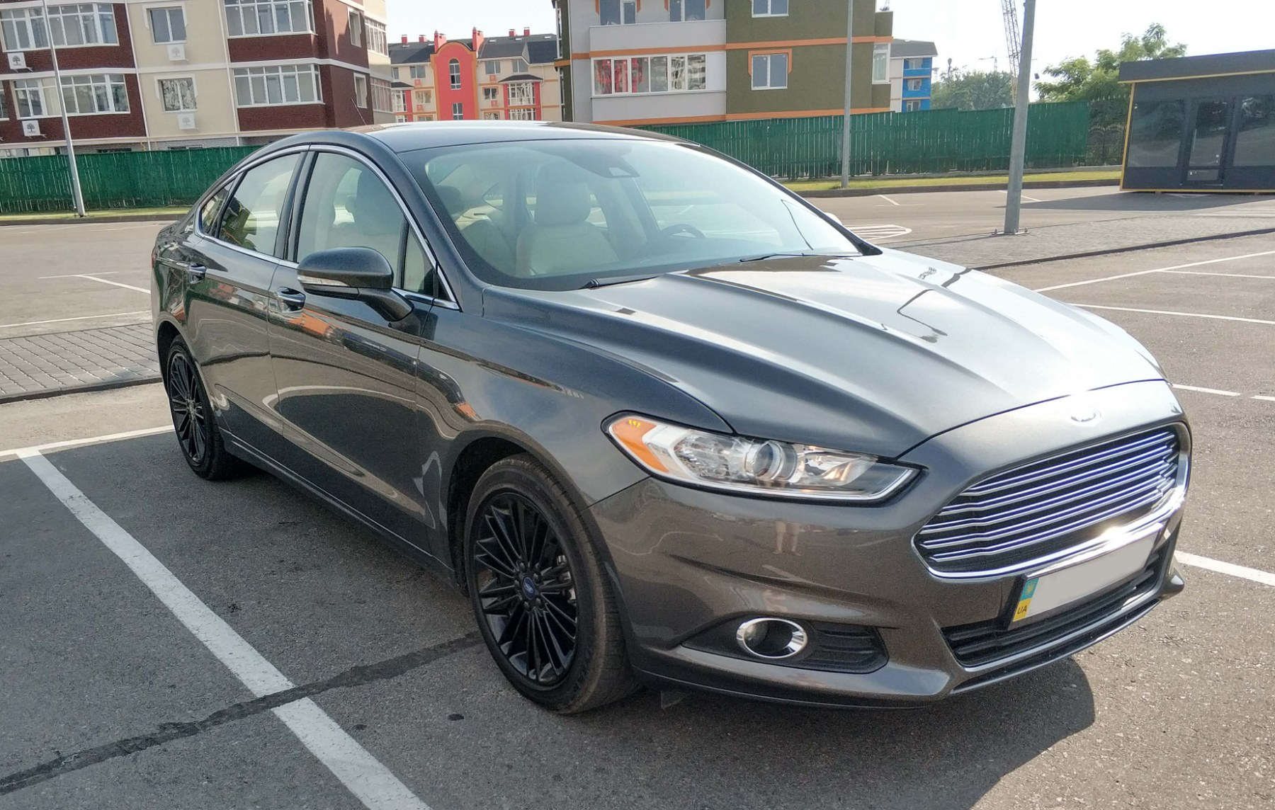 2016 FORD FUSION SEL из Америки